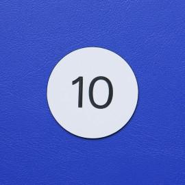 Číslo dveří DS21C