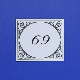 Číslo dveří DS10C