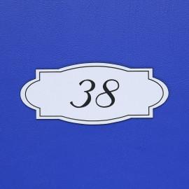 Číslo dveří DS14C