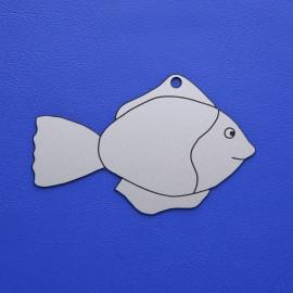 Ryba vánoční ozdoba