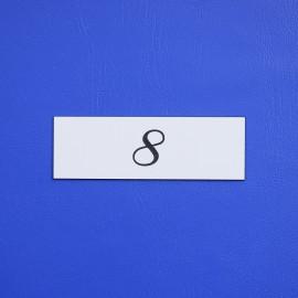 Číslo dveří DS33C