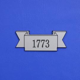 Číslo dveří DS12C