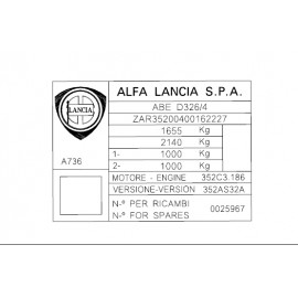 Alfa Lancia