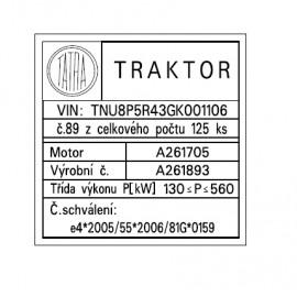 Tatra traktor