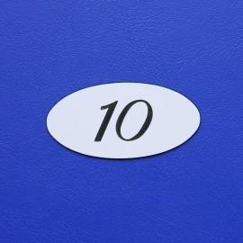 Číslo dveří DS02C