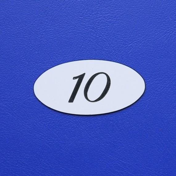 Číslo dveří DS02C test