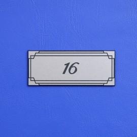 Čislo dveří DS29C