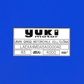 Yuki QM 200 ATV - čtyřkolka