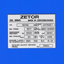 Zetor 12046